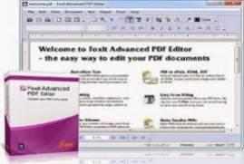 Foxit Advanced PDF Editor 3