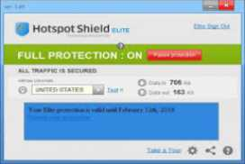Hotspot Shield VPN Elite 6