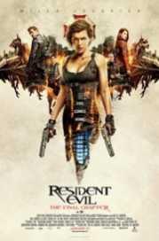 Resident Evil: Final Chapter 2017